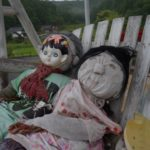広島の怪しく原発の記憶を紡ぐ「安福寺」