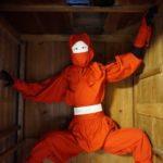 「甲賀流忍術屋敷」で忍者の心理トリックを学んできました