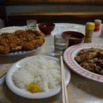 デカ盛り食堂「ほらふき男爵」で鶏を超食った!