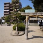 山口県下松市の由来となった「金輪神社」