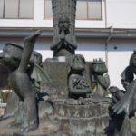 秋芳洞に伝わる「禅師河童伝説」