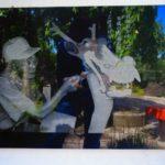 岡山県で活躍されたセメント像作家 中山森造さんについて紹介します
