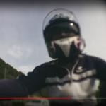 「スマホ用魚眼レンズ」300円でバイク車載動画が撮れるようになる!