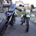 通勤からツーリングまで!大型バイク+125ccの2台持ちのメリット