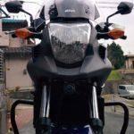 取り付け簡単!防水バイク用ドライブレコーダー「BIKER PRO」インプレ