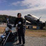 """浜名湖に映画""""飛べ!ダコタ""""で使われた「ダグラス DC-3」という古い飛行機があります。"""