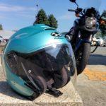 夏向け!大型ベンチレーションジェットヘルメット「OGK ASAGI」インプレ