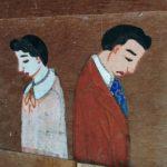 「野芥縁切地蔵尊」の絵馬の物悲しさは異常...しょんぼり...(他)