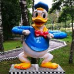 ロシア流ディズニーランドなレトロ遊園地「クジミンキ公園」