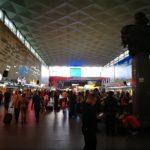 夜行列車発着!「レニングラーツキー駅」「モスクワ駅」は深夜でも便利です