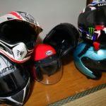 頭は1つなのにヘルメット6つ持ってる人が教える!バイク用ヘルメットの選び方