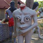 地獄の猿寺「ワットカイ」