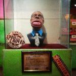 ギネス保持者の蝋人形とスターウォーズ(権利無視)「世界びっくり館」