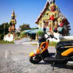 日本のバイクだらけでも心はドカティ?タイのバイク文化