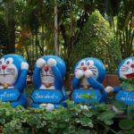 タイのおばちゃんとドラえもんを探した「ワットサンパシオ」