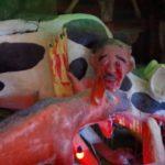 「ワットプートウードム」タイの怪しすぎる地獄巡り寺