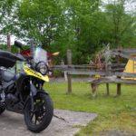 250cc傑作旅バイク「Vストローム250」北海道1500km走行インプレ