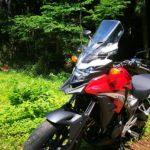 アドベンチャー400ccバイク「400X」インプレ・実燃費計測