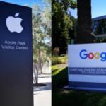 スマホOSの双璧「Google」と「Apple」の本社めぐり