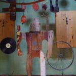 北海道の廃品アート公園「シゲチャンランド」