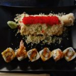 ドバイの寿司がヤバイ!「マンガ寿司」が日本文化の交通事故を起こしている