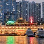 それは海に浮かぶ宮殿。香港ジャンボキングダム