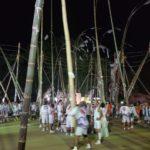 山口県、バランスゲーム奇祭「数方庭祭」