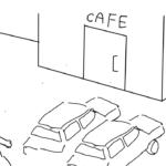 チュニジアのカフェはオアシス(他)